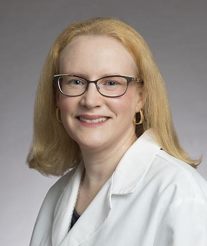 Lesley Hughes, MD